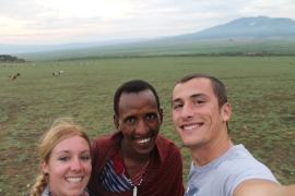 Rencontre avec un Maasaï